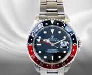 GMTマスターⅡ 16710 赤黒
