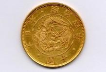 金貨・銀貨・記念硬貨