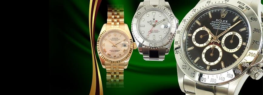 腕時計ロレックスの買取