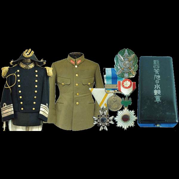 軍服・軍装備品