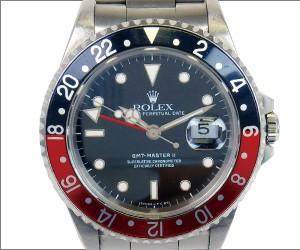 GMTマスターⅡ 16710<br>黒赤ベゼル