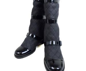 シャネル ブーツ