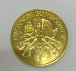 ウィーン金貨<br>1オンス