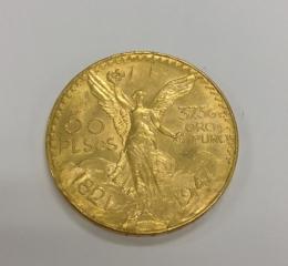 勝利の女神<br>50ペソ金貨
