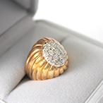 純度の低い金や、他社では値段のつかない宝石も買取ります