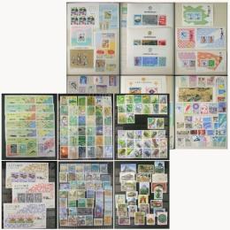 相続品の中にあった切手コレクション