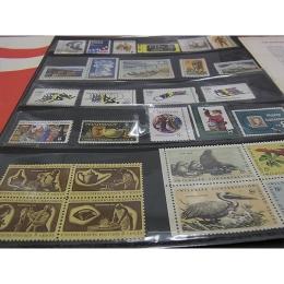 珍しい外国切手をコレクションしている方がいらっしゃいました